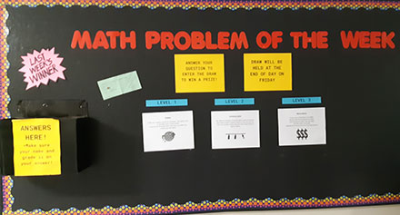 Math Problem of the Week
